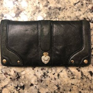 Juicy Couture Leather Wallet!